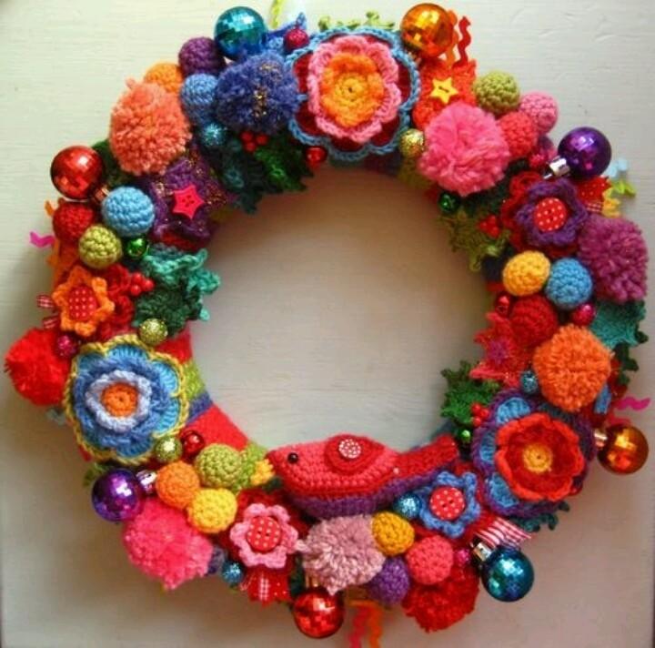 Flores Con Ganchillo. How To Crochet D Flowers Multi Petals. Patron ...