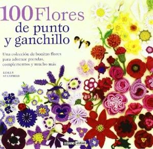 flores ganchillo libro