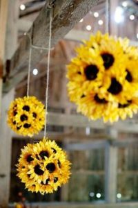 girasoles ideas 2