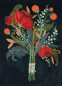 lámina flores
