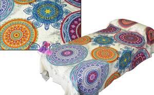 mandala foulard