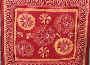 mandala fulard