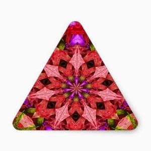 mandala triángulo