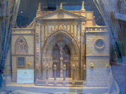 mazapán toledo catedral 2