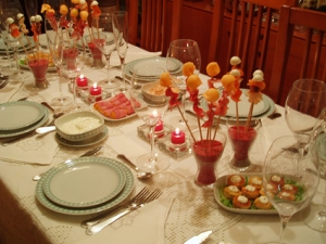mesa-navidad-comida