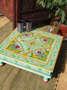 muebels pintados mesa te