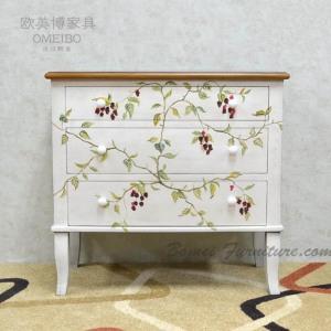 muebles pintados 2