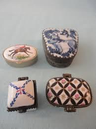 pastilleros antigüedades