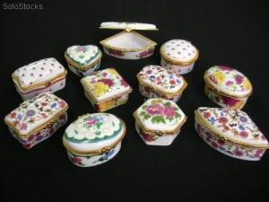 pastilleros porcelana