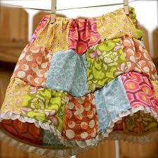 patcht falda