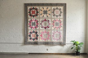 patchwork pared