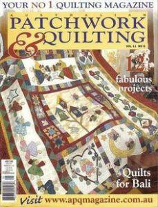patchwork revista