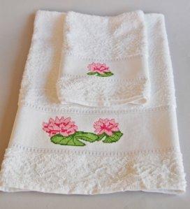 punto cruz toallas 3
