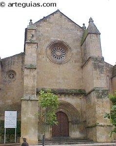 rosetón santa Marina
