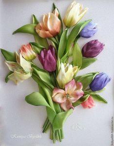 tulipanes cintas 2