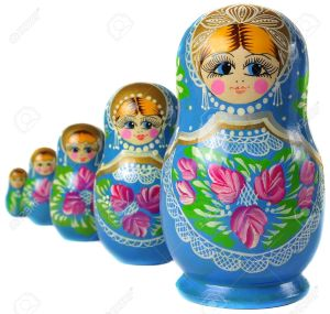 10352525-Matrioska-Russian-Doll-side-by-side-Stock-Photo-dolls
