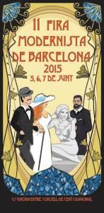 11a Fira Modernista Barcelona