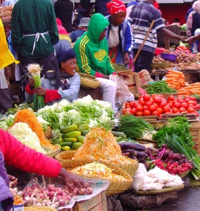 Antanarivo-Market