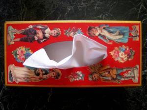 caja cleenez antigua