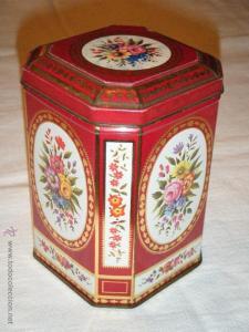 caja galletas cuadrada