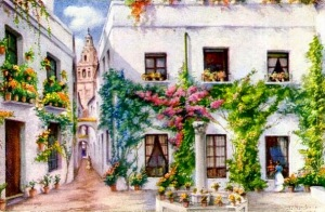 córdoba calle de las flores