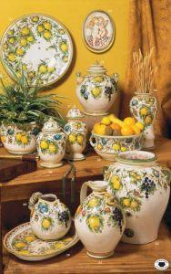 cerámica italiana