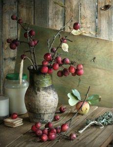 florero manzanos