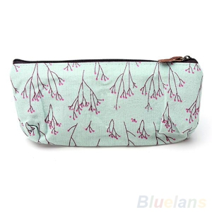 Hot-Sale-New-Flower-Floral-Pencil-Pen-Canvas-Case-Cosmetic-Makeup-Tool-Bag-Storage-Pouch-Purse