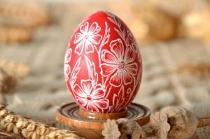 """huevo_de_pascua_""""flores""""-913562"""