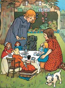 infancia muñecas