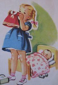 infancia muñecos