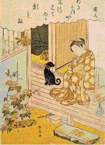 kimono flores dibujo lindo