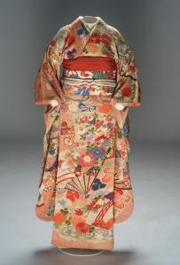kimonos flores