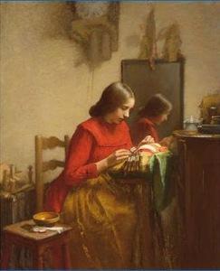 Leon Delachaux (1850 - 1918)