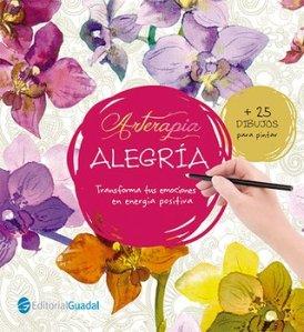 libro flores arteterapia