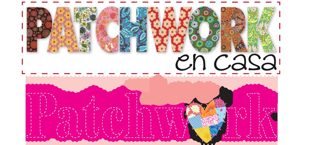Patchwork : el arte de unir trozos de tela llenas de flores, llenas ...