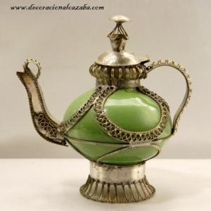 tetera-decorativa-de-ceramica-con-base-de-alpaca