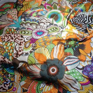 The-new-print-Flower-of-India-chiffon-100-silk-square-fashion-scarf-handmade-Hemming-140-140CM