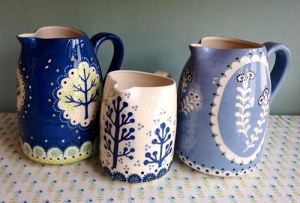 three-blue-jugs
