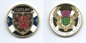 cardo emblema escocia