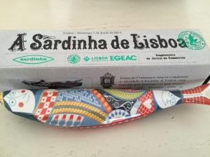 cerámica lisboa sardina
