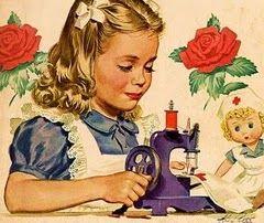 coser niña 6