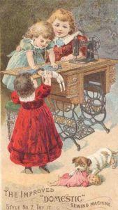 coser niñas 4