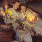 Daniel F. Gerhartz - Madre e hijas