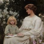 Edwin Harris - Madre e hija