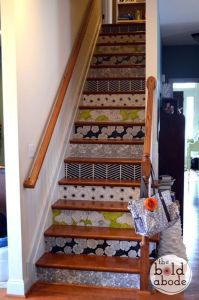 flores escaleras 5