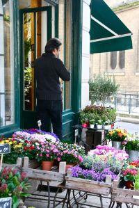 floristería París