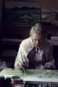 grandma moses 101 años