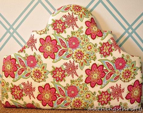 Entretelas entre flores creciendoentreflores - Hacer cabecero tapizado ...