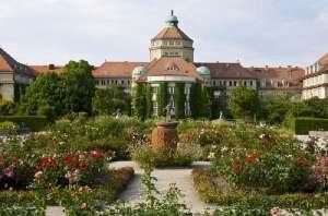 Jardín-botánico-Munich